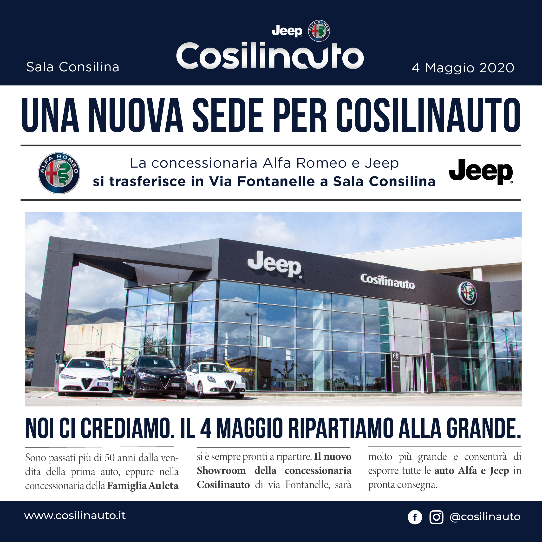 COSILINAUTO CAMBIO SEDE_post copia